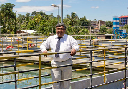 Advanced Water Treatment System in Kandy City
